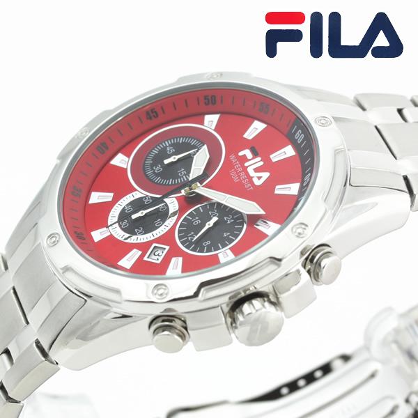 Fila 斐樂男士類比手錶男士看 FA1049 32