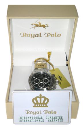 ROYAL POLO RW-505D全2色★自動卷多功能型★人手錶
