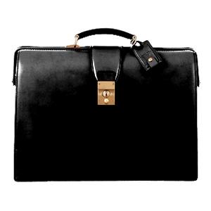 國鞄(コクホー)國鞄シリーズ獅子奮迅(ししふんじん)ダレスバッグ 黒 KKH-BJ007BK 送料無料