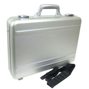 國鞄(コクホー) アルミニウム アタッシュケース (シルバー)No1093 送料無料