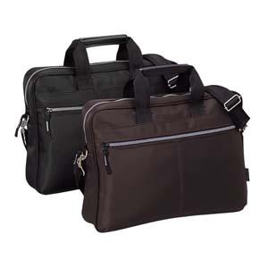 國鞄(コクホー)カジュアルシリーズ ナイロン製 B4サイズ 手提げ式 チャック式(チョコ)No1107CK 送料無料
