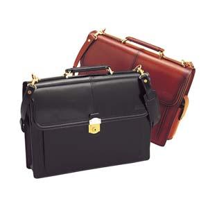 國鞄(コクホー) クラッチバック ハード牛革タイプ B4サイズ チョコ No2257CK 送料無料