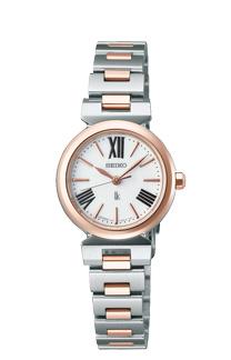 SEIKO セイコー 腕時計 正規品 レディース セイコー腕時計 レディス LUKIA ルキア ベーシュック SSVR084 送料無料8nPkXwO0