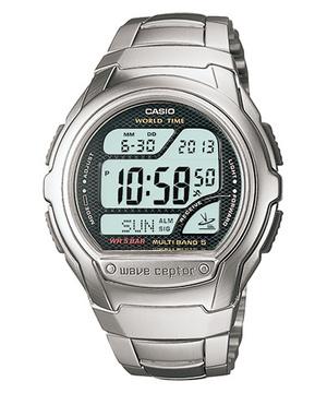 電波 腕時計 カシオ CASIO WAVE CEPTOR ウェブセプター 電波腕時計 WV-58DJ-1AJF 正規品