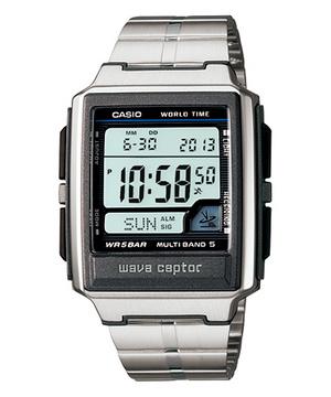 電波 腕時計 カシオ CASIO WAVE CEPTOR ウェブセプター 電波腕時計 WV-59DJ-1AJF 正規品