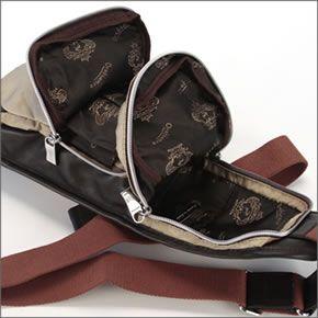 Take a オロビアンコ GIACOMIO HE TEK LG-H ジャコミーオメンズ length type shoulder body bag  shawl, slant