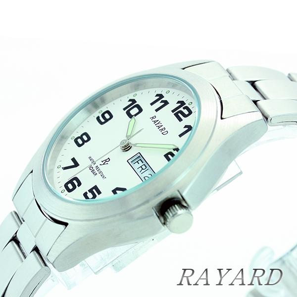 無錫市龍洋 RY159-01 男裝手錶