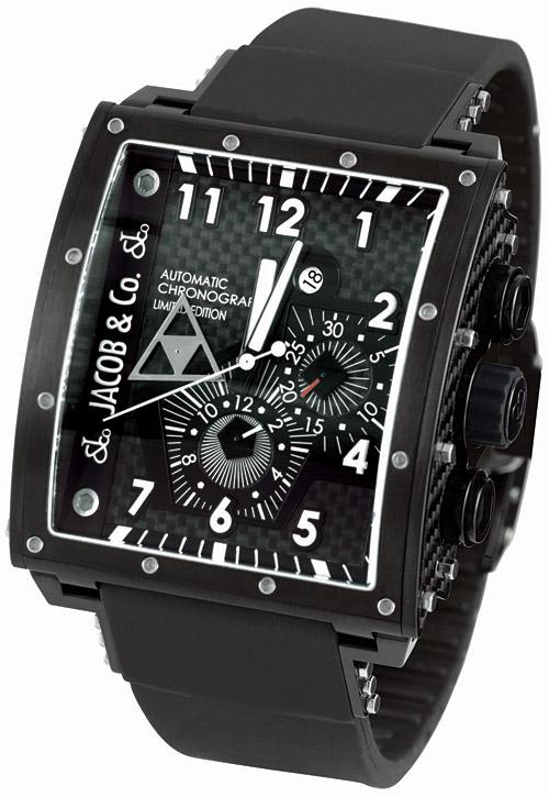 腕時計 ユニセックス JACOB&Co. ジェイコブ 腕時計 EPIC v2-q2b 正規品 送料無料