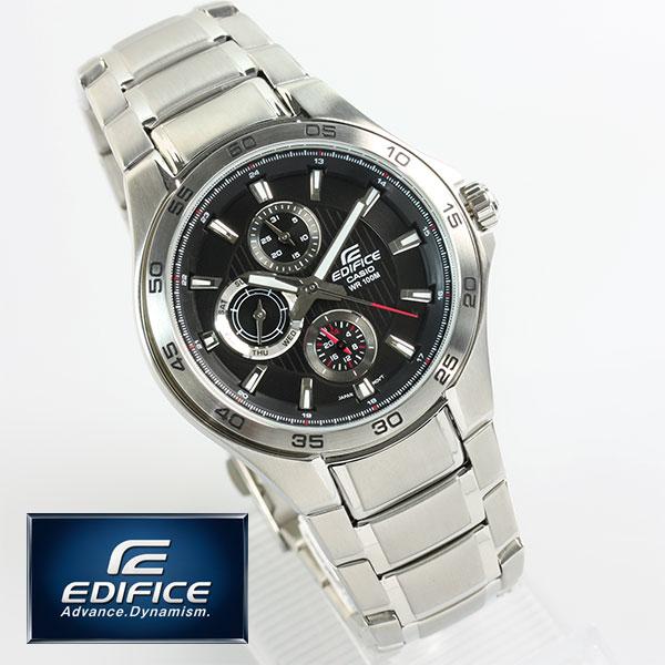 卡西歐手錶edifisu海外型號EF-335D-1AVDF