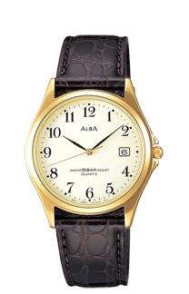 SEIKO セイコー 腕時計 正規品 ペアウォッチ セイコー SEIKO ALBA アルバ セイコー腕時計 aqbx032
