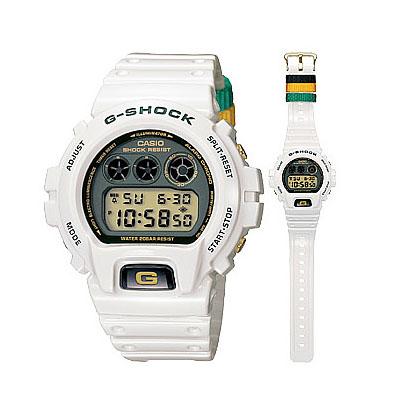 G打擊G打擊卡西歐手錶光栅大音階第四音再安G-SHOCK CASIO DW-6900R-7
