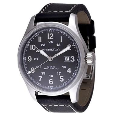 ハミルトン メンズ 腕時計 カーキ フィールド オート H70625533 HAMILTON 送料無料