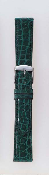 バンビ 時計 BAMBI SW001M0 グリーン クロコダイル 送料無料