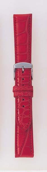 バンビ 時計 BAMBI SW002R1 レッド アリゲーター 送料無料
