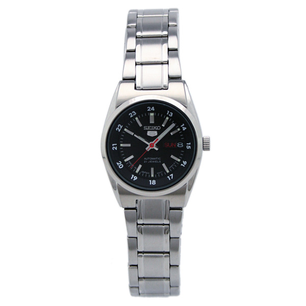 SEIKO精工5風格表手錶女士Swatch SYMJ39J1