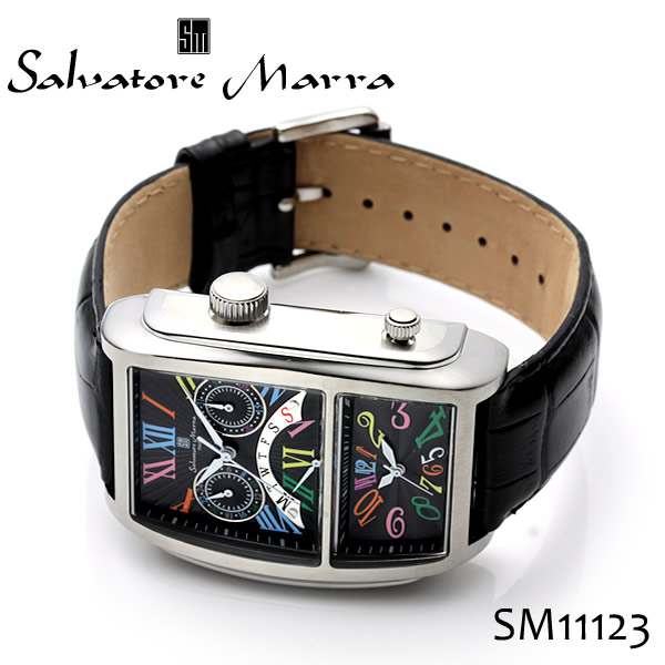 Watch mens men's watch Salvatore Mara men's Salvatore Marra sm11123