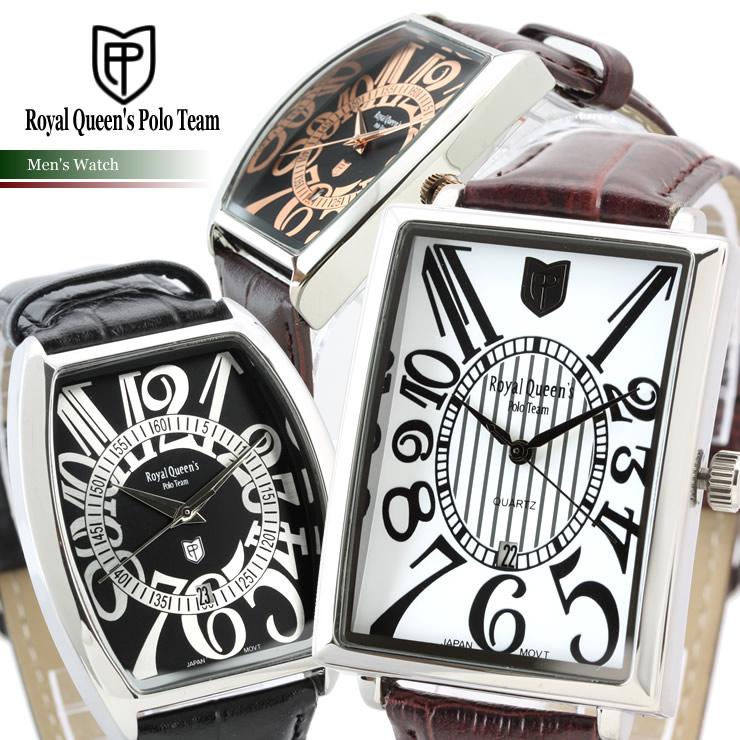 樂天超級銷售 / 超級 /SALE 皇家御用球隊皇家女王/王后和景男裝手錶