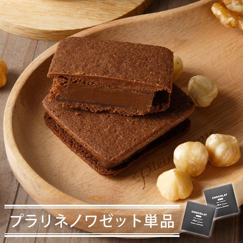 ※アウトレット品 チョコ スイーツ お取り寄せ プチギフト 個箱1個 高品質 自分用 プラリネノワゼット
