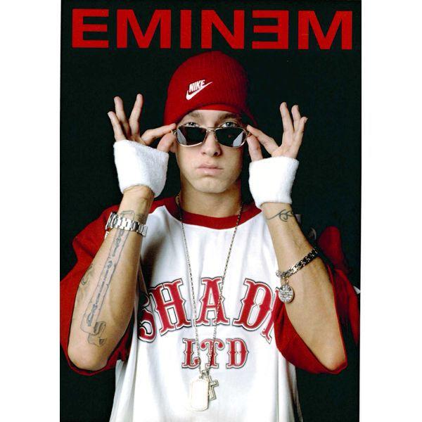 アーティストの瞬間を切り取ったレアなカードが勢ぞろい エミネムポストカード 割り引き Eminem 全商品オープニング価格 通販 プレゼント
