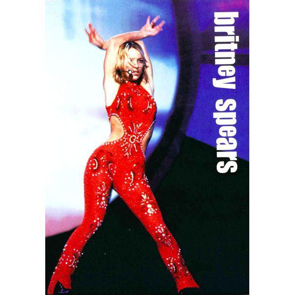 アーティストの瞬間を切り取ったレアなカードが勢ぞろい ブリトニー・スピアーズ【Britney Spears】ポストカード 通販  プレゼント