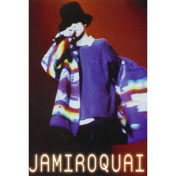 ジャミロクワイポストカード【Jamiroquai 】03 通販  プレゼント