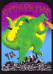 お気に入りのアートポスターをお部屋のインテリアに オフスプリング The Offspring 保障 バイエメック アメリカ ポップパンクバンド プリティ フライ パンク ロック バンド オフスプ 高級品 ポップ 人気 デクスター カリスマ US PUNK