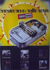 《ポスター ポストカード取扱い日本一 》お気に入りのアーティストのポスターをお部屋のインテリアに ビースティボーイズ ポスター BEASTIE BOYS ビースティ ボーイズ ヒップホップ HIPHOP アメリカ合衆国 ニューヨーク 90年代 ロック 半額 ラッパー おしゃれ 人気 即日出荷 洋楽 RAP ラップ かっこいい ライブ トリオ インテリア ショップ フェス 3人組 音楽 Sabotage