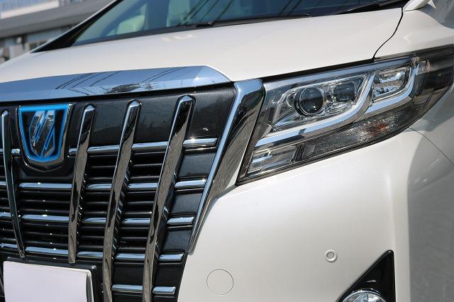 新製品エクセルモード製 おしゃれ トヨタ30系アルファード前期フロントグリルサイドパーツ標準 ノーマル グレード用オールメッキタイプ EXCEL MODE 2015年 1月~2018年 1月まで型式AGH 商舗 平成30年 DAA-AYH30W 平成26年 GGH30~35W