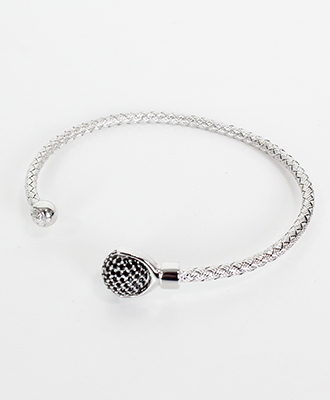 Cuff [Terra Silver メンズ Bracelet] Sterling ATOLYESTONE(アトリエストーン) バングル