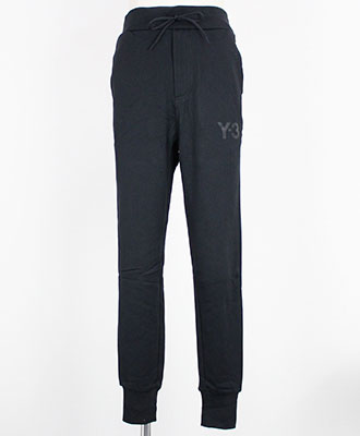Y-3(ワイスリー) トラックパンツ CLASSIC CUFF PANTS [CY6902] BLACK