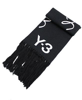 Y-3(ワイスリー) マフラー SLOGAN SCARF [DT0901] BLACK