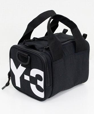 Y-3(ワイスリー) ミニバッグ MINI BAG [DY0536-ACCS19] BLACK
