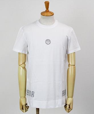 P.M.D.S(ピーエムディーエス) プリントTシャツ MADS/112TS [010591384071] ホワイト(BIANCO 01)