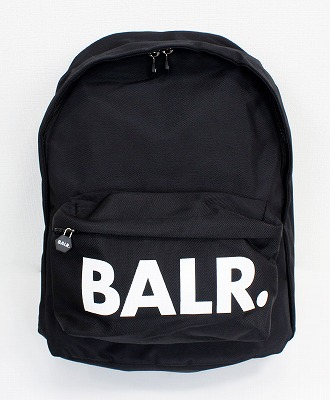 BALR.(ボーラー) バックパック U-Series Classic Baclpack [B10032] BLACK