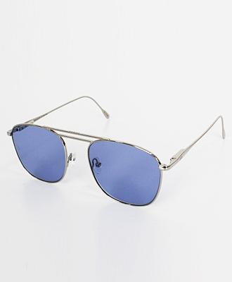 REWOP(リワップ) サングラス Vulcano Silver/Blue
