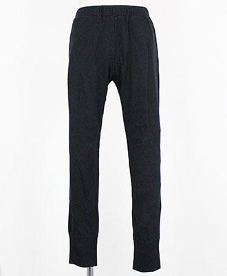 LOOK SEA / ルクシー / コットン&シルク イージーパンツ / ブラック / Cotton&Silk Easy Pants / Black【LSB171010PTCY95】