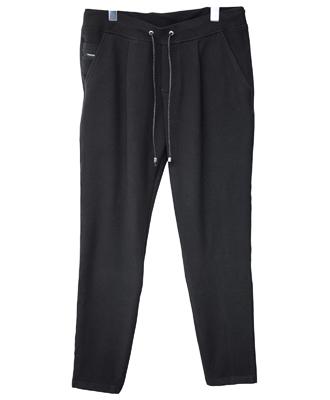 RESOUND CLOTHING / リサウンドクロージング / SL tuck easy PT / タックイージーパンツ / BLACK / ブラック [RC9-ST-010]