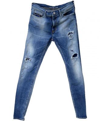 RESOUND CLOTHING(リサウンドクロージング) LOAD DENIM IND C [RC8-SSK-004]