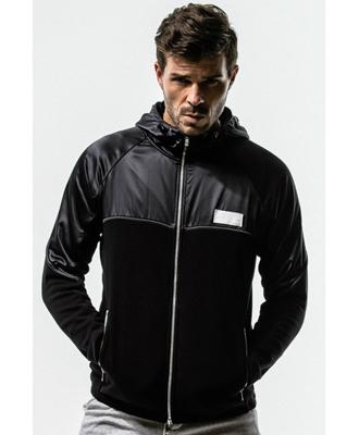 RESOUND CLOTHING / リサウンドクロージング / WARM-UP fleece ZIP Hoodie / BLACK [RC14-C-001]