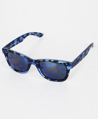 Italia Independent (イタリア インディペンデント)サングラス 0090 Full Camouflage Collection Asianfitting Blue