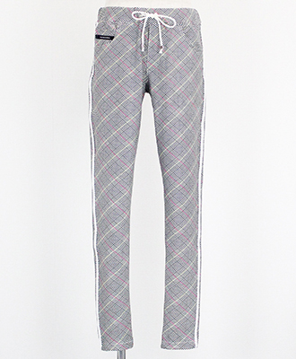RESOUND CLOTHING / リサウンドクロージング / RC12 Blind LINE PT / GREY CHECK [RC12-ST-008]