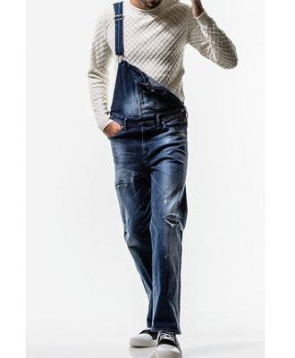 RESOUND CLOTHING(リサウンドクロージング) オーバーオール【送料無料】 RESOUND CLOTHING / リサウンドクロージング / RC OVER ALL / INDUSED [RC14-OA-001]