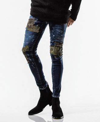 RESOUND CLOTHING / リサウンドクロージング / LOAD DENIM / IND C [RC14-SSK-004]