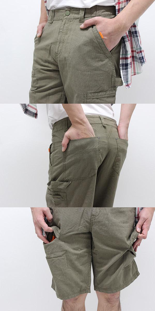 & 825553 折出售出售彪馬貨物排序短褲 (短褲)