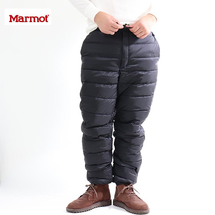 2019秋冬新作 Marmot マーモットダウンパンツ TOMOJD89 Douce Down Pant ダウンパンツ マーモット メンズ