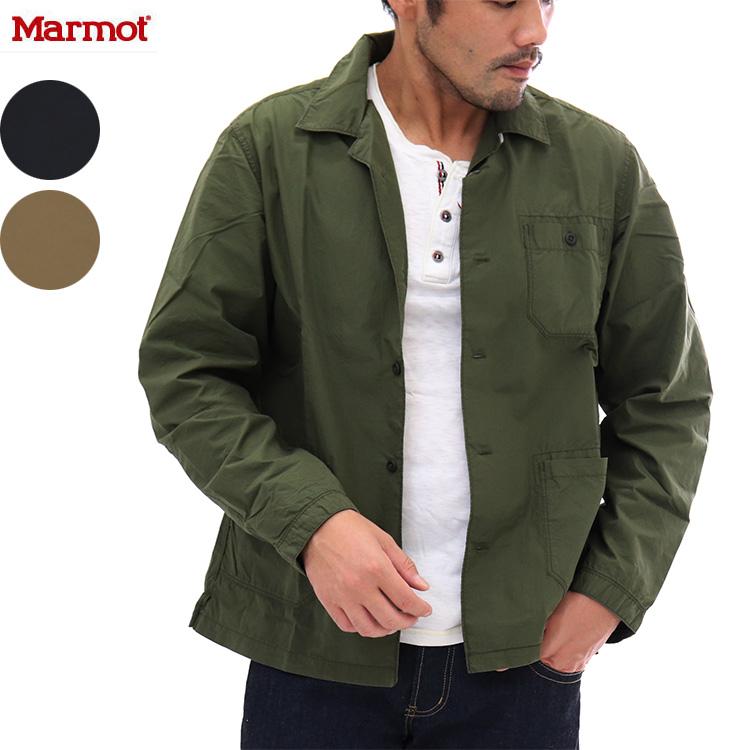 送料無料)Marmot(マーモット)TOMOJB79 エヌシーカーゴロングスリーブシャツ NC Cargo L S Shirt アウトドアシャツ 秋 長袖シャツ かっこいい