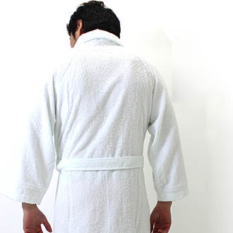 送料無料 綿100% タオル生地 ローブ バスローブ 綿100% ガウン タオル生地 メンズ レディース ユニセックス パジャマ ルームウエア 男女兼用 お風呂上りに ルームウエア 部屋着