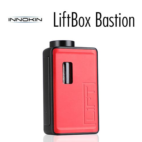 【60ml相当分リキッドサービス】Innokin LiftBox Bastion BOX MOD(リフトボックス)【イノキン】【ボックス BOX】【BF(ボトムフィーダー)】