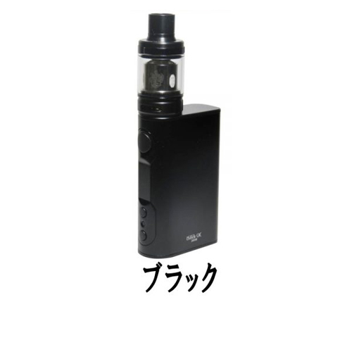 Eleaf(イーリーフ) iStick QC 200W with MELO 300 (アイスティックQC200W)スターターセット | Z-1 VAPE ベプログ 電子タバコ 電子たばこ リキッド 日本製 スターターキット アトマイザー コイル ベイプ