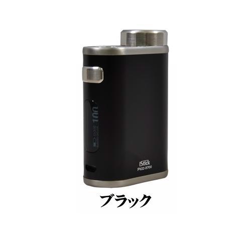 Eleaf イーリーフ iStick Pico 21700 アイスティックピコ 本体のみ バッテリー付き ブラック スターターキット VAPE ベプログ 電子タバコ 電子たばこ リキッド 日本製 スターターキット アトマイザー コイル ベイプ フレーバー 国産リキッド 爆煙 おすすめ